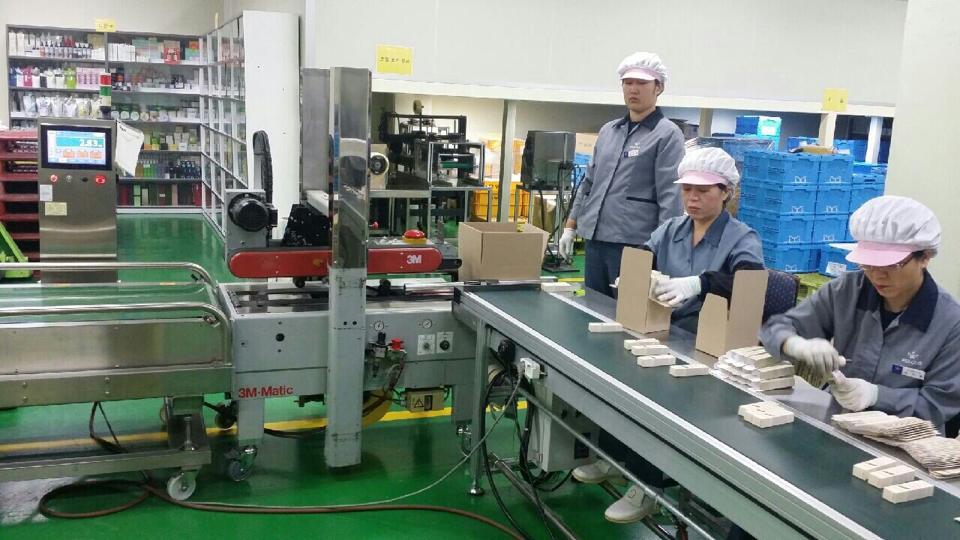 OEM KOREA - รับผลิตเครื่องสำอาง