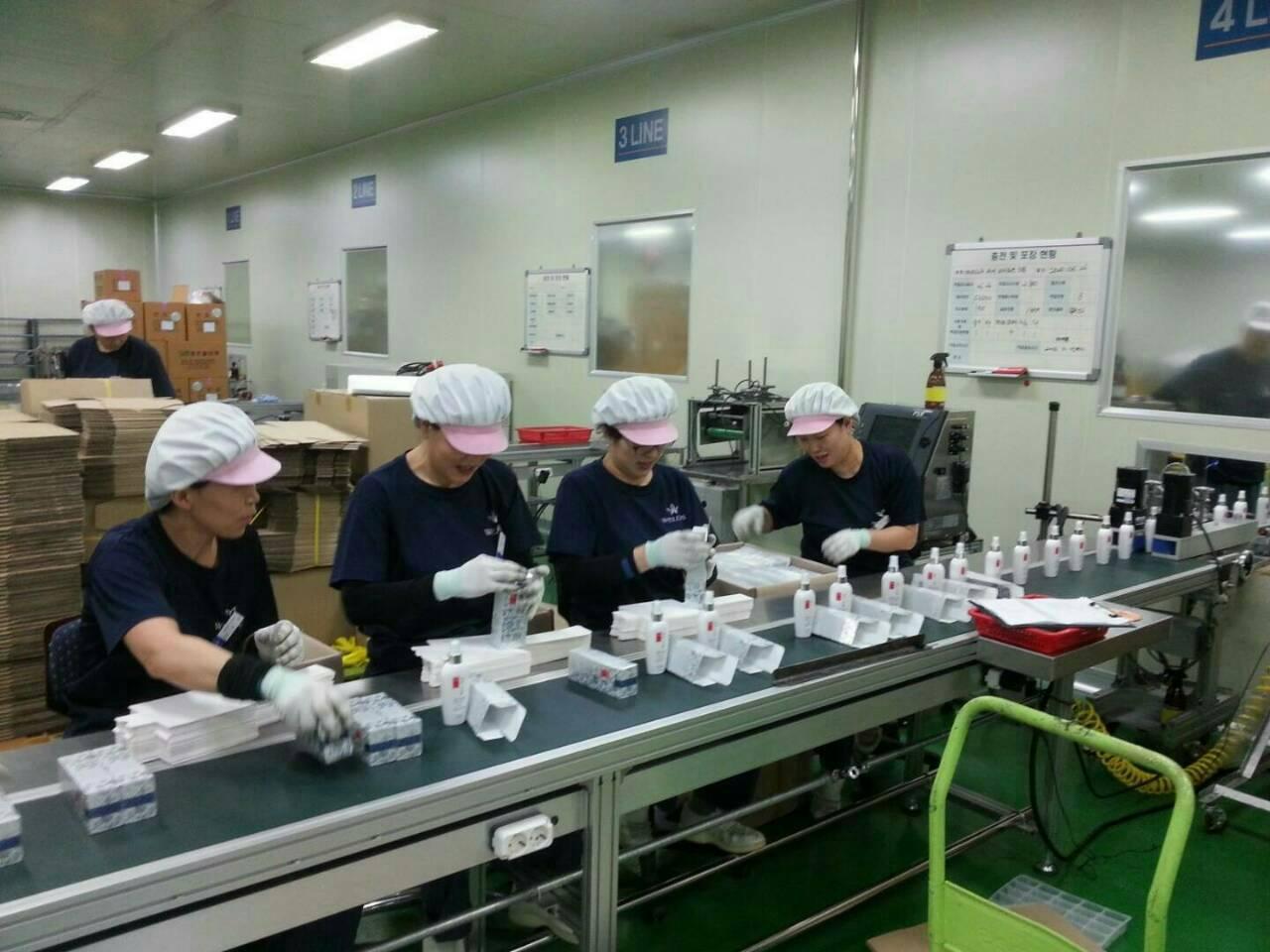 OEM KOREA รับผลิตครีมบำรุงผิว